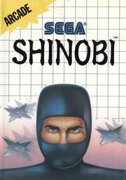 Shinobi Box Art