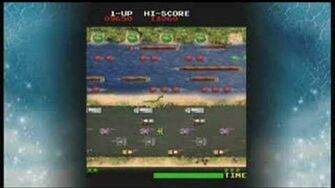 Classic Game Room HD - FROGGER for Xbox Live Arcade