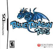 Blue Dragon Plus Box Art