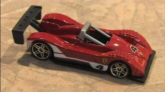 Classic Toy Room - FERRARI F333 SP Hot Wheels review