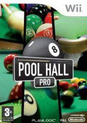 Pool Hall Pro Box Art