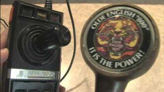 Classic Game Room HD - ATARI 5200 Controller review part 2