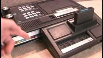 Classic Game Room HD - ATARI COLECOVISION Expansion Module 1