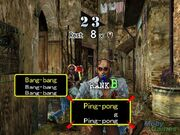 The Typing Of The Dead Gameplay