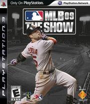MLB 09 The Show Box Art