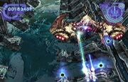 Silpheed - The Lost Planet Gameplay