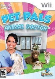 Pet Pals Animal Doctor Box Art