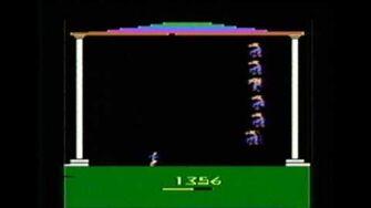 Classic Game Room HD - NO ESCAPE for Atari 2600 review