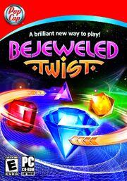 Bejeweled Twist Box Art