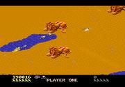 Desert Falcon Gameplay