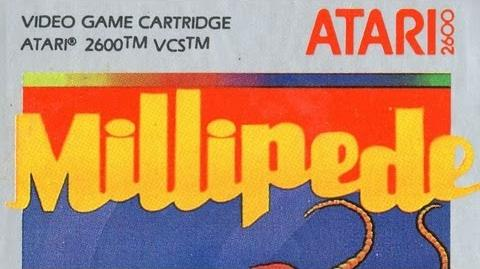 Classic Game Room - MILLIPEDE for Atari 2600 review