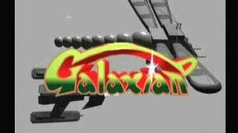 Classic Game Room - GALAXIAN review for PlayStation