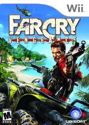 Far Cry Vengeance Box Art