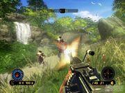 Far Cry Vengeance Gameplay