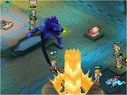 Blue Dragon Plus Gameplay