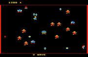 Robotron 2084 5200 Gameplay