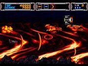 Thunder Force 3 Genesis Gameplay