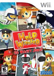 Help Wanted - 50 Wacky Jobs! Box Art