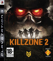 Killzone 2 Box Art
