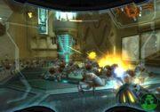 Metroid Prime 3 Corruption Gameplay