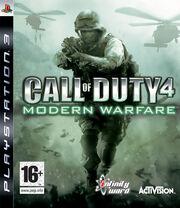 Call Of Duty 4 - Modern Warfare Box Art
