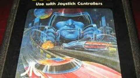Classic Game Room - SLOT RACERS for Atari 2600 review