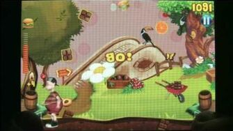 Classic Game Room HD - BARNEY IN CHOCOLAND for iPod