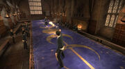 Harry Potter & The Half-Blood Prince Wii Gameplay