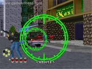 Virtua Cop 2 Gameplay