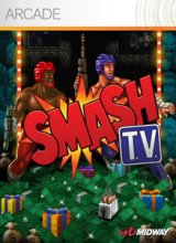 Smash TV Box Art