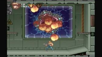 Classic Game Room HD - CONTRA REBIRTH for Nintendo Wii review