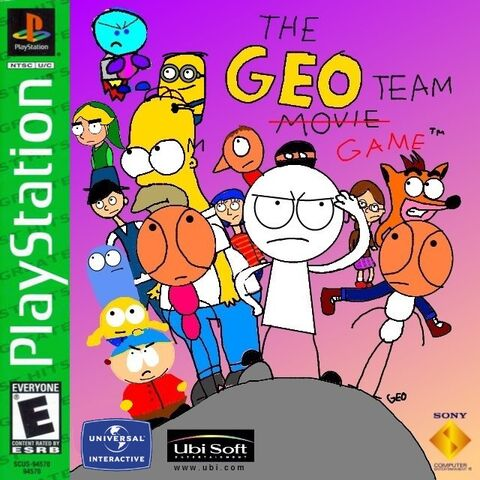 File:The Geo Team Game PS1 GH cover art.jpg