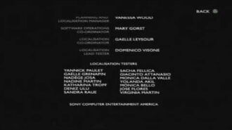 The Getaway - Ending - Credits