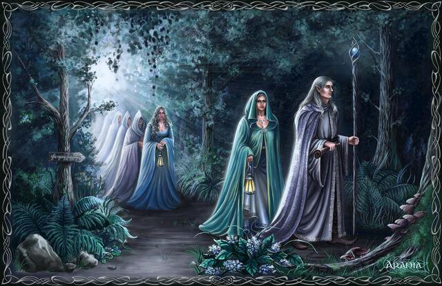File:Elves leave middle earth by araniart-d3aff8y.jpg