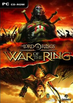 The Lord of the Rings War of the Ring