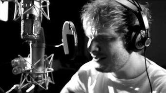 "The Hobbit The Desolation of Smaug - Ed Sheeran ""I See Fire"""