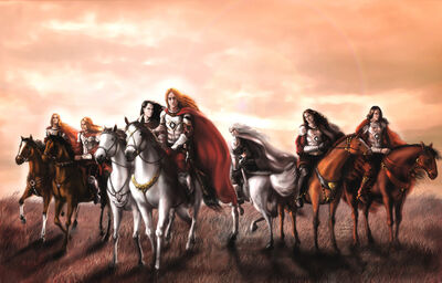 Sons of Feanor