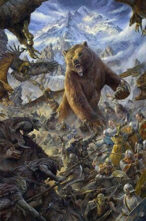 300px-Matt Stewart - The Battle Under the Mountain