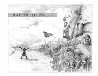 Death of Celebrimbor