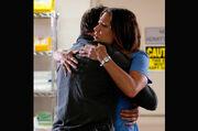 Jim Callie Hug