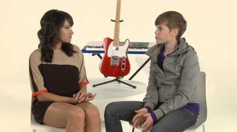The Glee Project Season 2 -- Dani Shay Interview