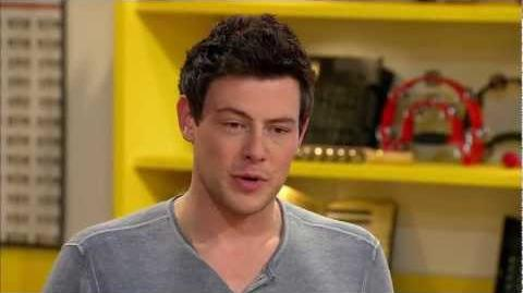 Cory Monteith Guest Mentors on The Glee Project!