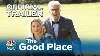 THE GOOD PLACE Official Trailer NBC Fall Shows 2016