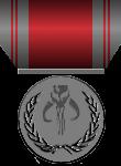 Mando medal - peacekeeper