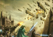 Siege of Coruscant