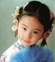 Liu yifei childhood5