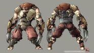 Heavenly Sword Oranguman