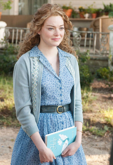 the help skeeter The help is a 2011 american drama feeling guilty about the incident since the phelans are quite close to their help, charlotte had sent skeeter's brother to.