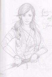 Leanor sketch