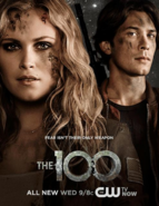 The 100 - New Promotional Poster - 7th May 2014